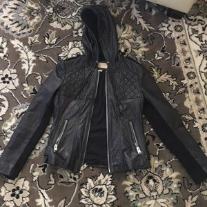 Michael Kors authentic leather jacket